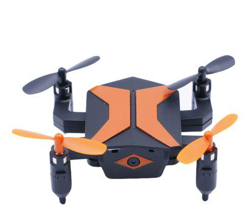 Attop XT - 2 Mini Folding Aircraft - ORANGE RED