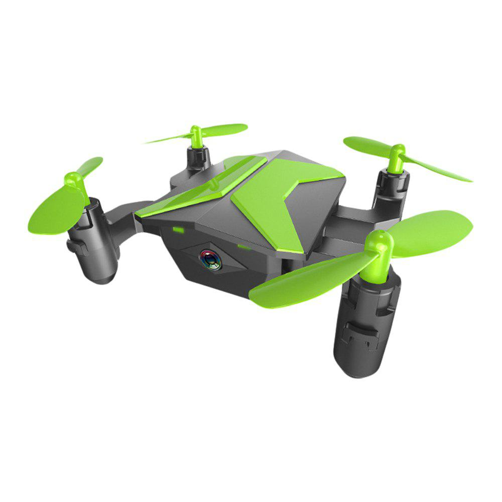 Attop XT - 2 Mini Folding Aircraft - GREEN
