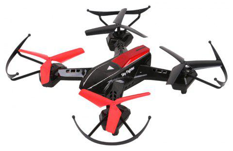 Attop 822 RC Drone with Headless Mode - BLACK