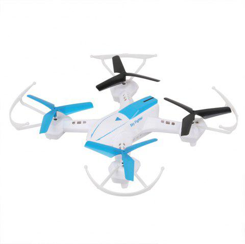 Attop 822 RC Drone avec le mode headless - Blanc