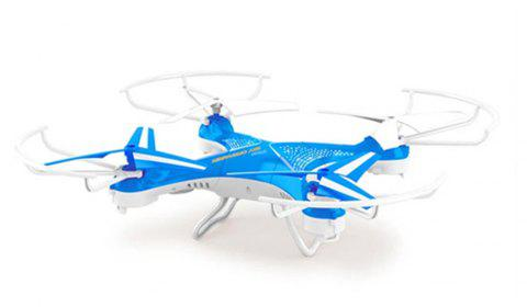 Attop YD-829C  Drone with Headless Mode / 6-axis Gyroscope / 360 Degree Flip - BLUE
