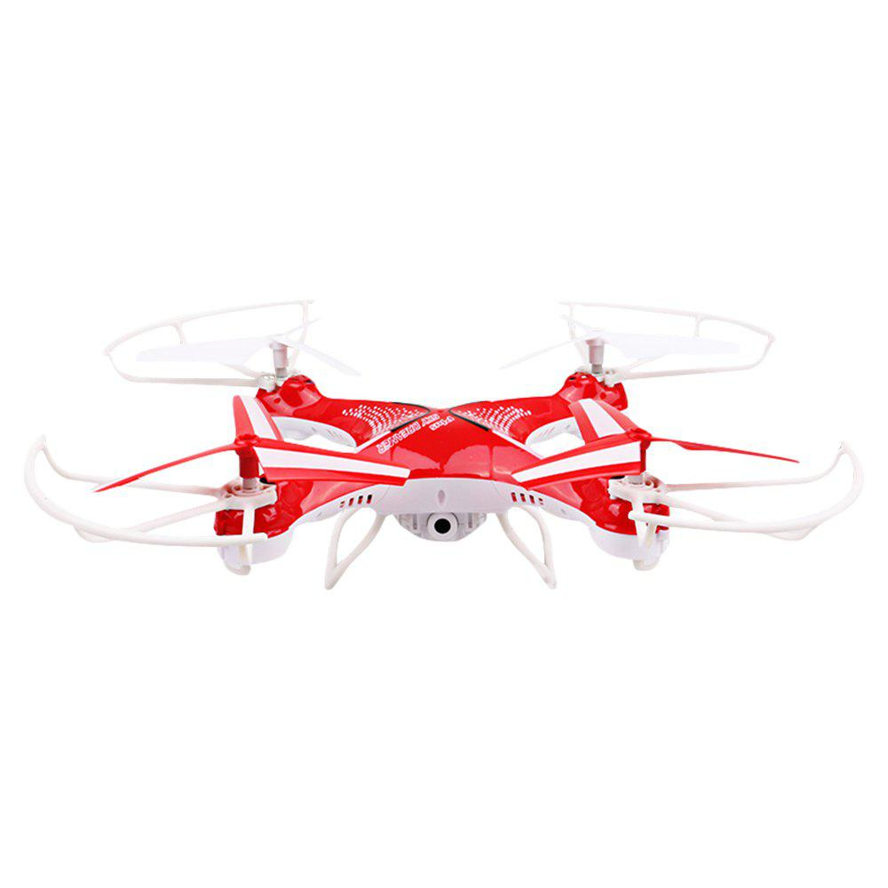 Attop YD-829C  Drone with Headless Mode / 6-axis Gyroscope /  360 Degree Flip - RED