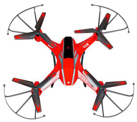 Attop A8C RC Drone with Headless Mode / 6-axis Gyroscope / 360 Degree Flip - RED