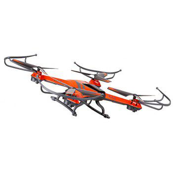 Attop A8C RC Drone with Headless Mode / 6-axis Gyroscope / 360 Degree Flip - ORANGE RED