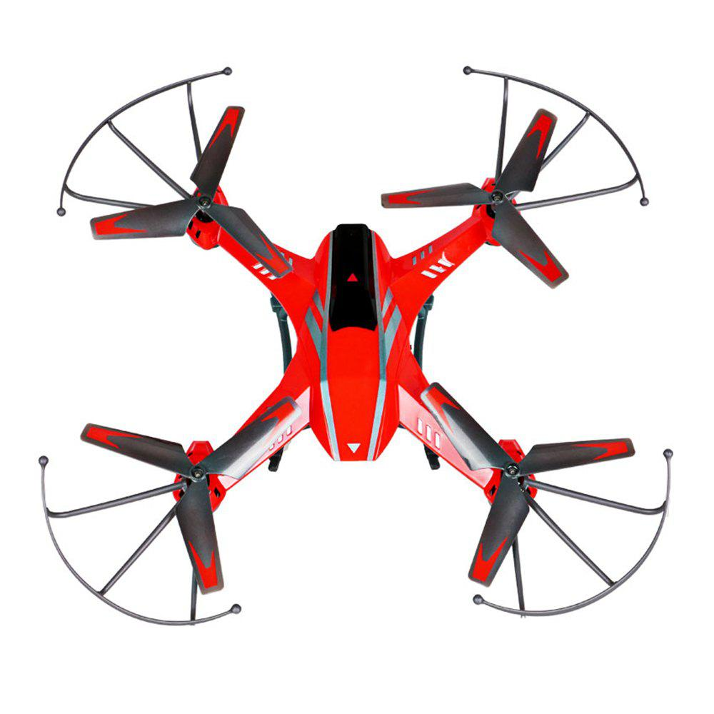 Attop A8 Drone with Headless Mode / 6-axis Gyroscope /  360 Degree Flip - RED