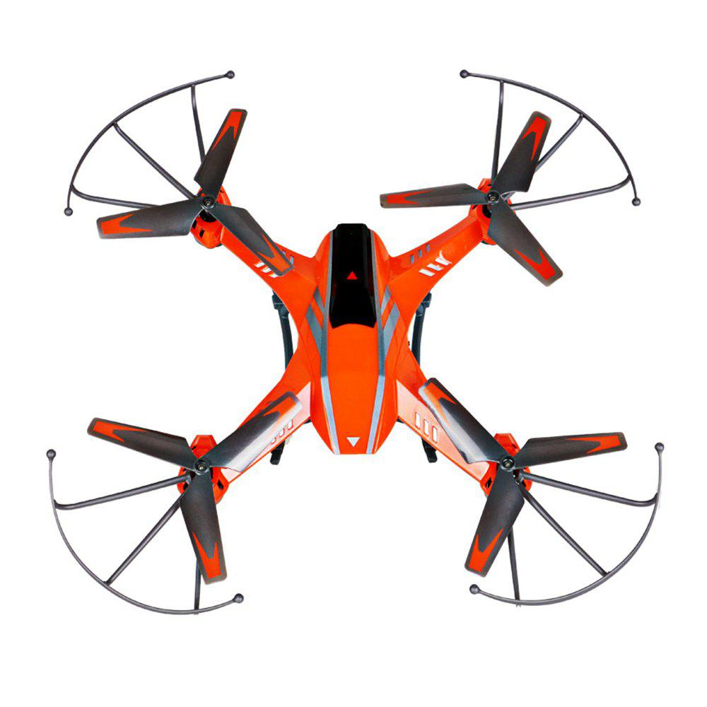 Attop A8 Drone with Headless Mode / 6-axis Gyroscope / 360 Degree Flip - ORANGE RED