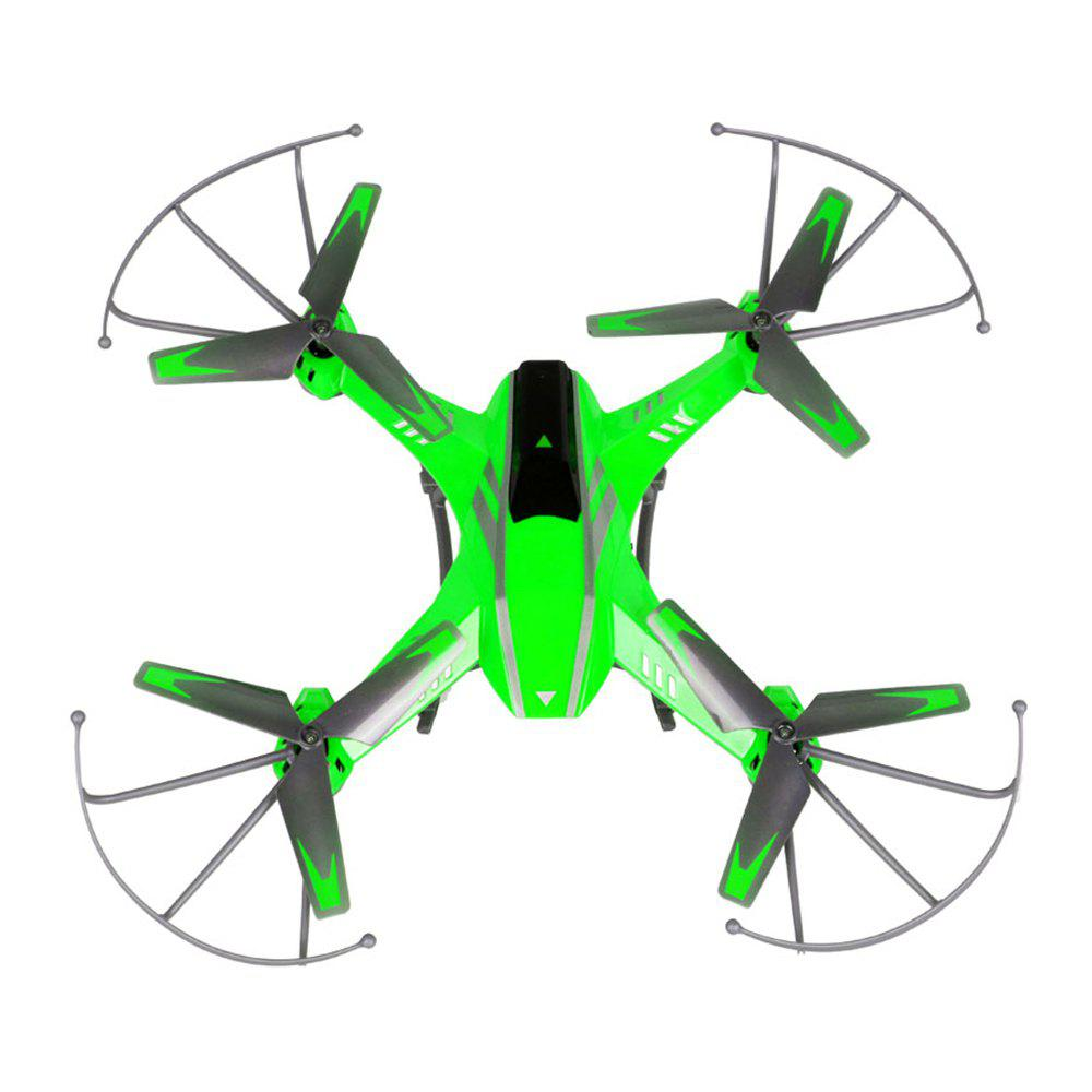 Attop A8 Drone with Headless Mode / 6-axis Gyroscope /  360 Degree Flip - GREEN