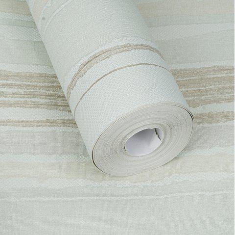 PVC Fashion Printing Home Decorating Wallpaper - BEIGE 1000X53CM