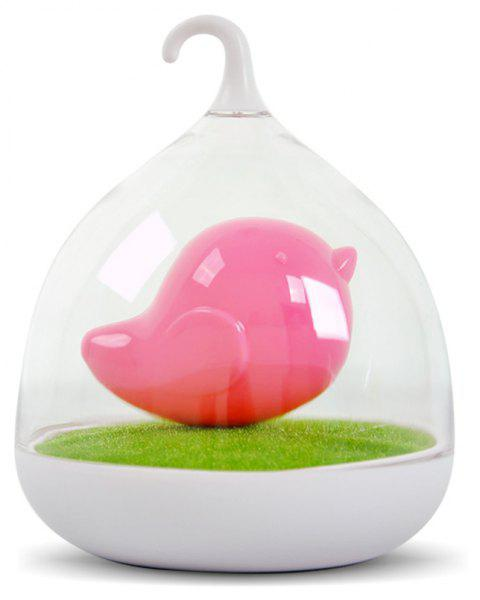 Bird Cage LED Lamp Intelligent Touch Sensor Charging Night Lights Sleeping in Fairy Tale Charging for Kids Gift - PAPAYA