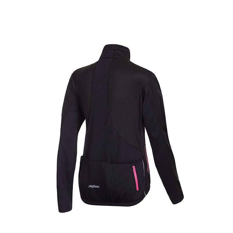 SAHOO Tiger Autumn and Winter Ladies Riding Gear - BLACK L