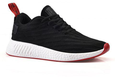 2018 Fashion Sneakers for Female - BLACK 36