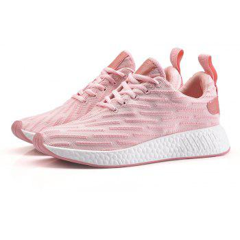 2018 Fashion Sneakers for Female - PINK 37