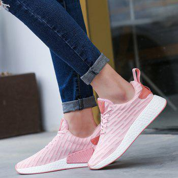 2018 Fashion Sneakers for Female - PINK 38
