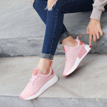 2018 Fashion Sneakers for Female - PINK 36