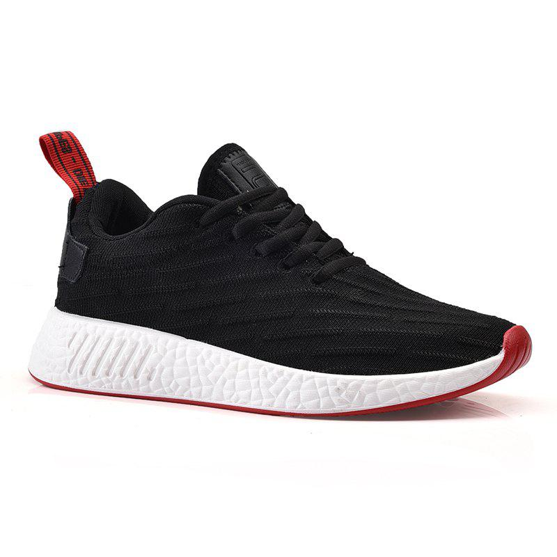 2018 Fashion Sneakers for Female - BLACK 40