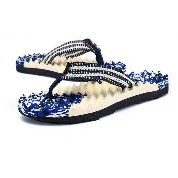 2018 New Arrival Summer Slippers - BLUE 43
