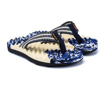 2018 New Arrival Summer Slippers - BLUE 44