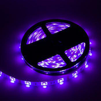 Smart LED Strip Lights Waterproof Wifi Wireless Phone  RGB Infrared Remote Control Work With Amazon Alexa IOS Android - COLOUR PLUG TYPE A (UL LISTED)