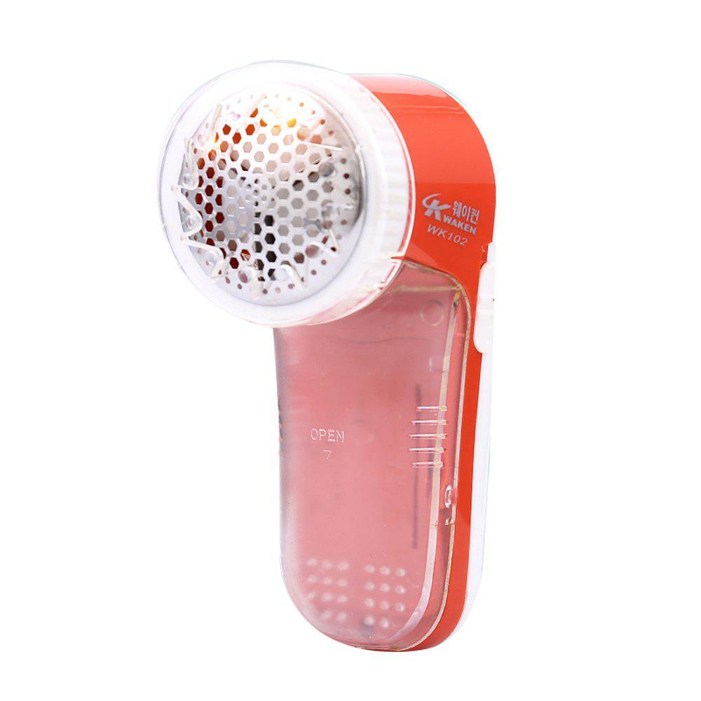 Household Clothes Hair Removal Device - ORANGE