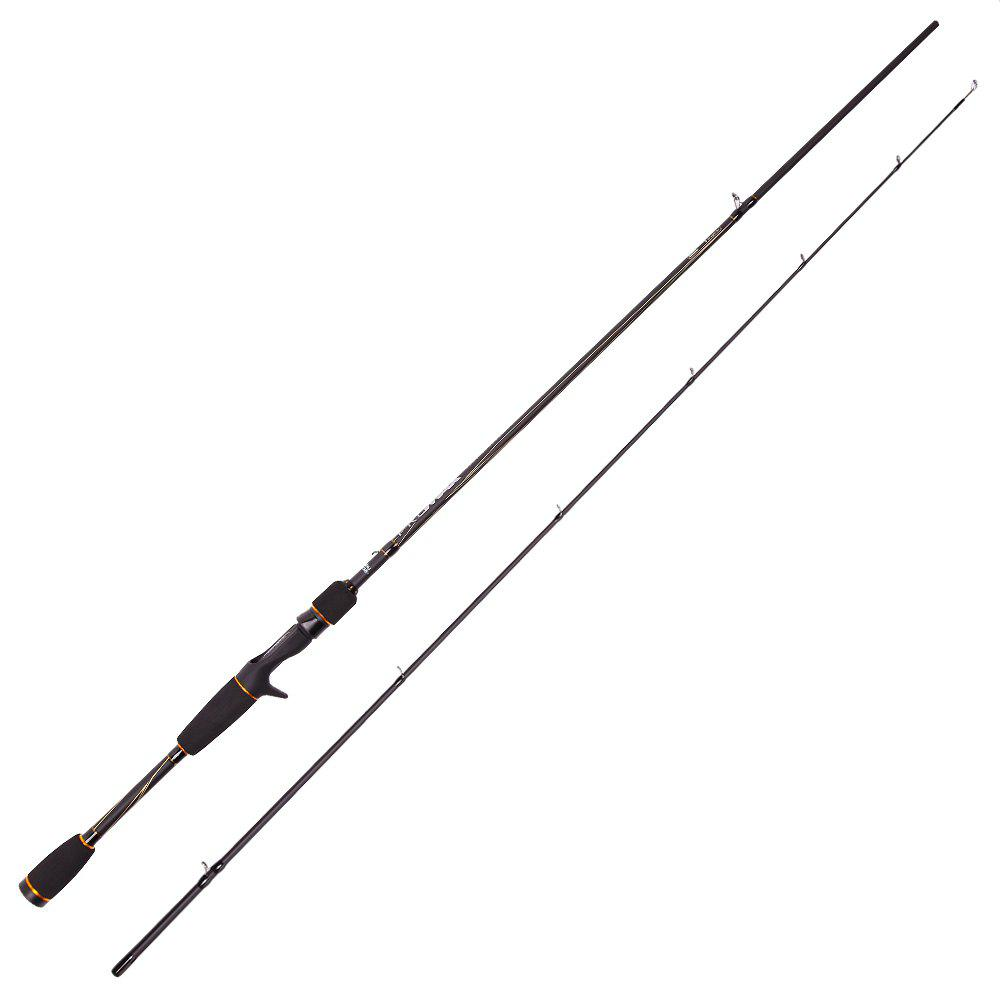 Abu Gracia Pro Max Freshwater Casting Fishing Rod - BLACK