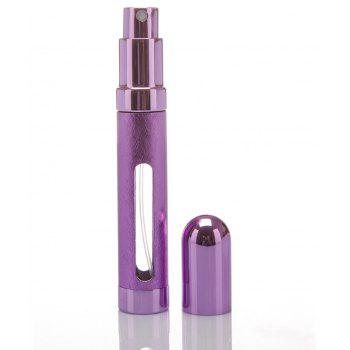 12ML Perfume Water and Empty Bottle - PURPLE 12X2CM