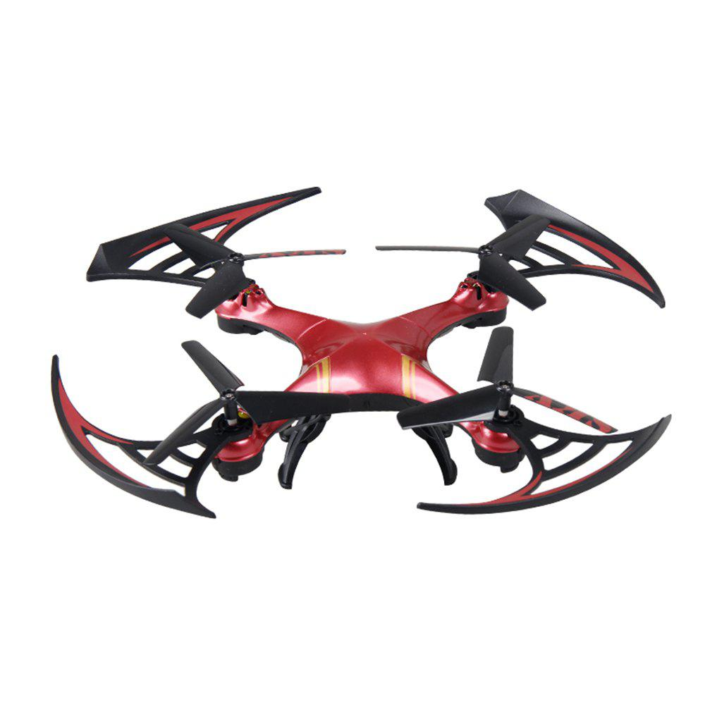 Attop A31 RC Drone with Headless Mode / 6-axis Gyroscope /  360 Degree Flip - RED