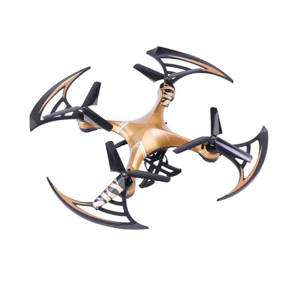 Attop A31 RC Drone with Headless Mode / 6-axis Gyroscope / 360 Degree Flip - YELLOW