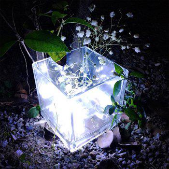 LED Outdoor Waterproof Decorative Light String - COLD WHITE