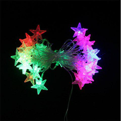 LED Color Gypsophila Decorative Light String - COLORMIX 5M