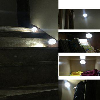 New Exotic Creative Wireless Infrared LED Human Induction Indoor Light - WHITE WARM WHITE LIGHT
