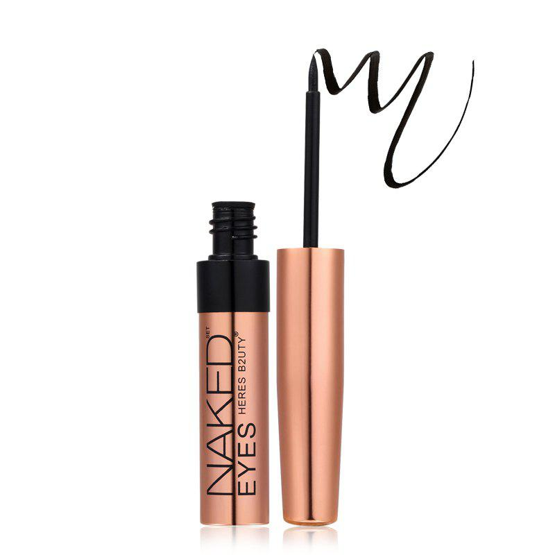 HERES B2UTY Matte Liquid Eyeliner 24-hour Long Lasting Easy-wear Quick Waterproof Liquid Pen Cosmetics - MATTE BLACK