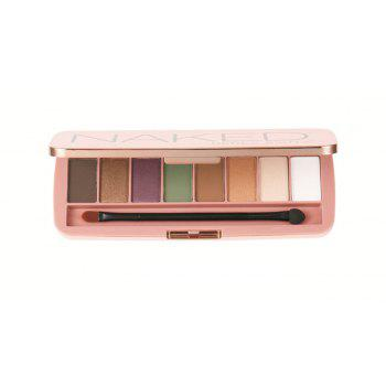 HERES B2UTY Professionnel Mineralize Matte EyeShadow Palette 8 Couleur / 1pc -