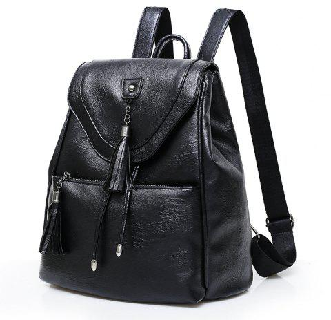 Female Bag Fashion Good Match - BLACK