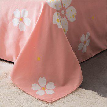 Cotton Four Pieces Bedding Sets Active Printing - COLORMIX FULL