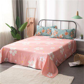 Cotton Four Pieces Bedding Sets Active Printing - COLORMIX EURO KING