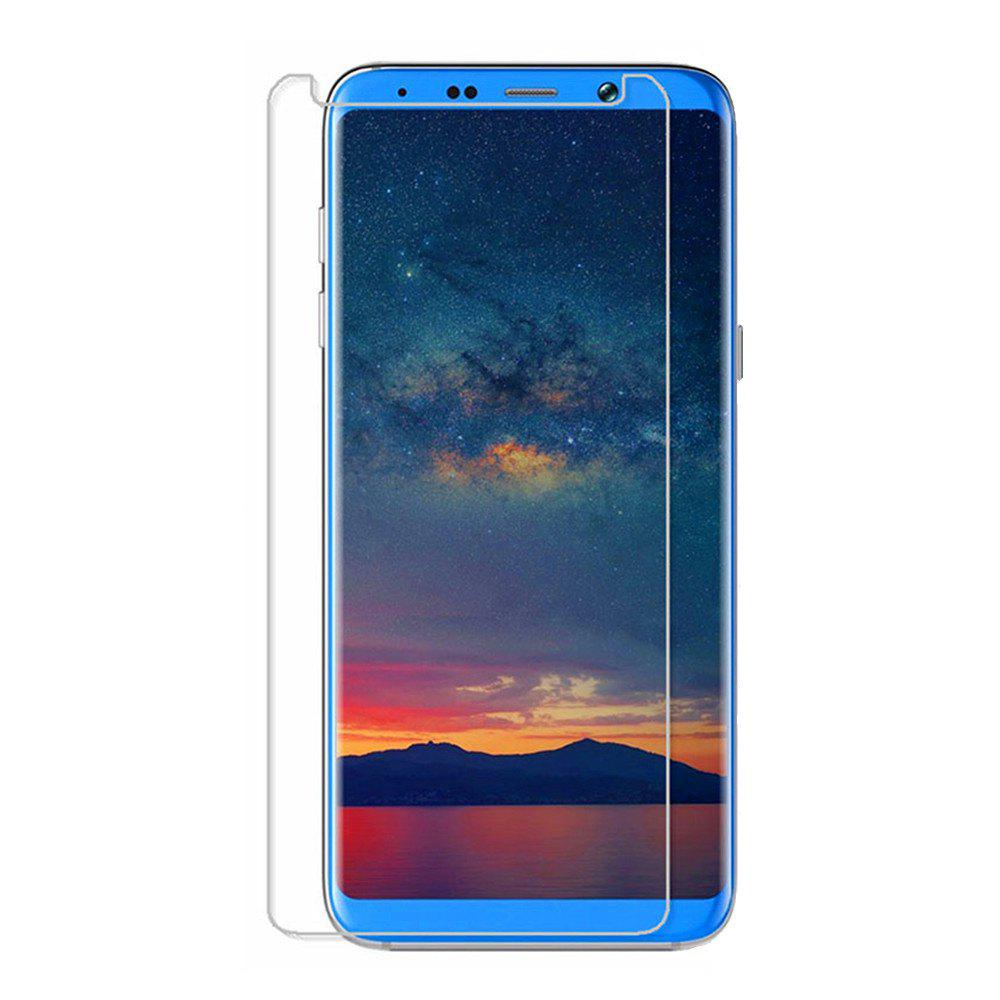 Tempered Glass Screen Protector Film for Bluboo S8 Plus - TRANSPARENT