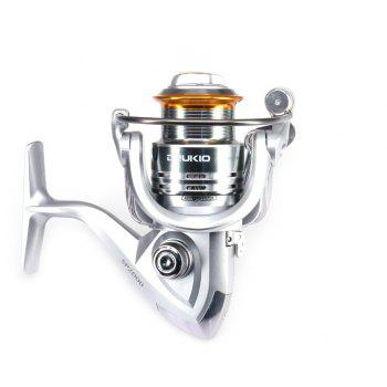 Fishing Reel SP Spinning Reel With Shallow Spool - SILVER SP2000