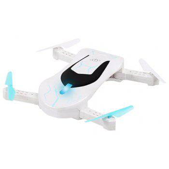 Attop XT-3 Folding RC Drone Aircraft / 360 Degree Flip - WHITE