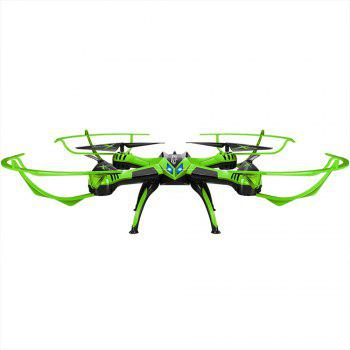 Attop A10 WiFi RC Drone with Real-time Transmission / 360 Degree Flip / 6-axis Gyroscope - GREEN