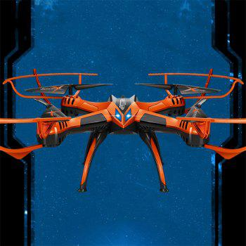 Attop A10 WiFi RC Drone with Real-time Transmission / 360 Degree Flip / 6-axis Gyroscope - ORANGE
