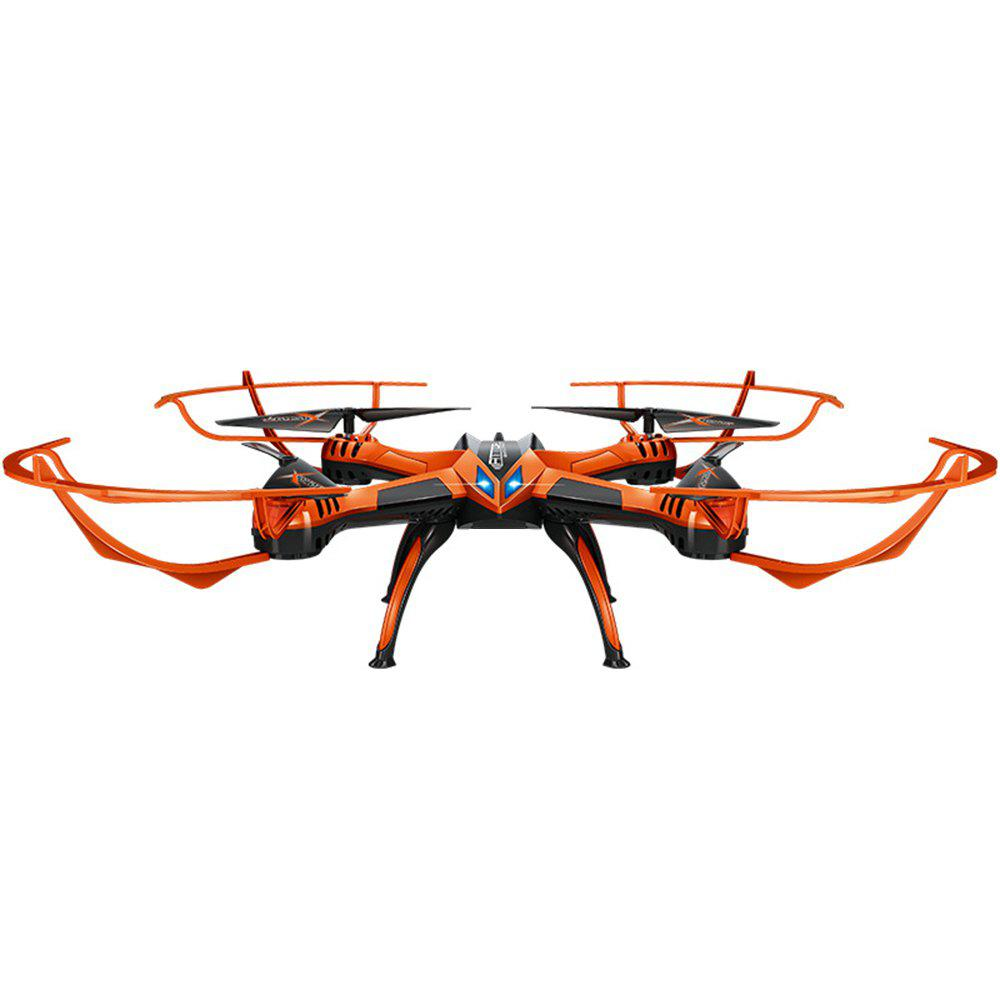 Atton A10 WiFi RC Drone avec transmission en temps réel / 360 degrés Flip / Gyroscope 6 axes - Orange