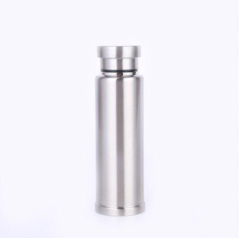 Hot Water Bottle Water Vacuum Cup - SILVER