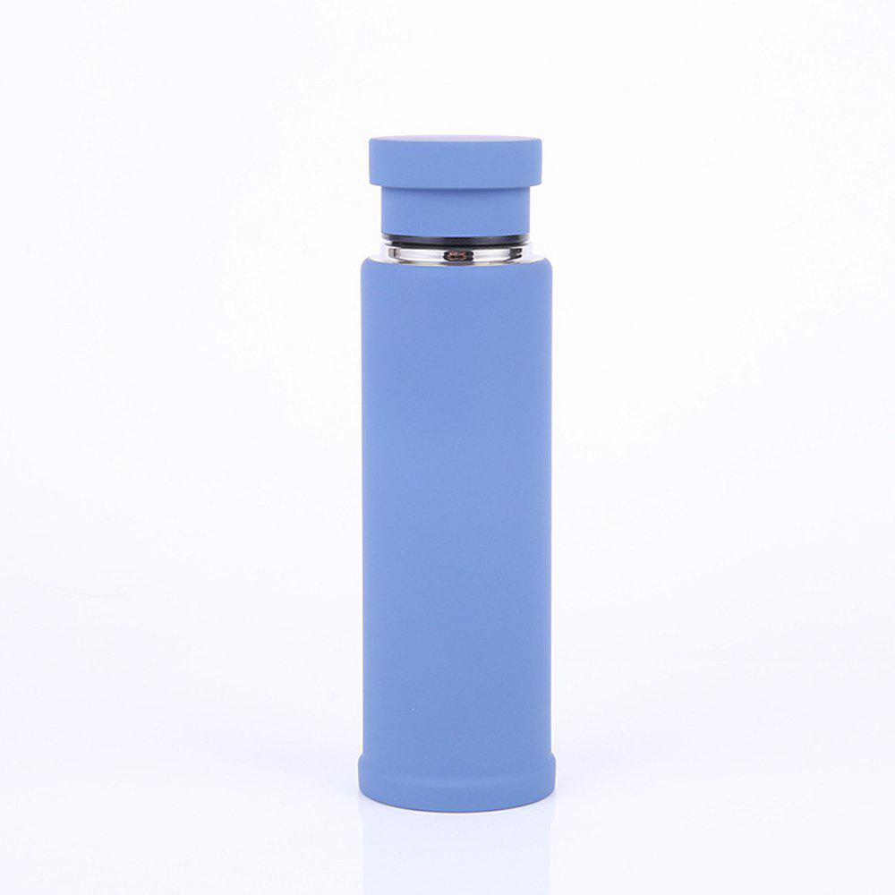 Hot Water Bottle Water Vacuum Cup - BLUE