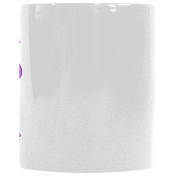 11OZ Cartoon Unicorn Poop Morphing Mug Travel Heat Color Change Coffee Cup with Quotes Unique Fun - COLOUR