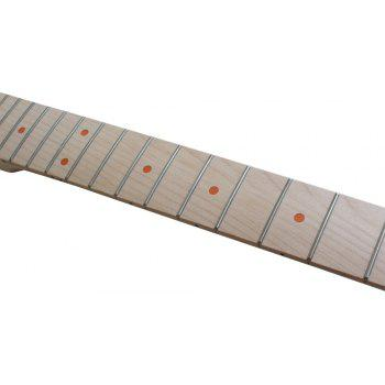 Left Hand Maple Electric Guitar Neck 22 Fret for TL - WOODEN VERSION