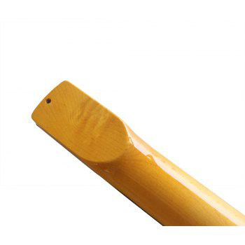 Yellow 22 Frets Maple Guitar Neck Rosewood Fingerboard for ST Replacement - YELLOW