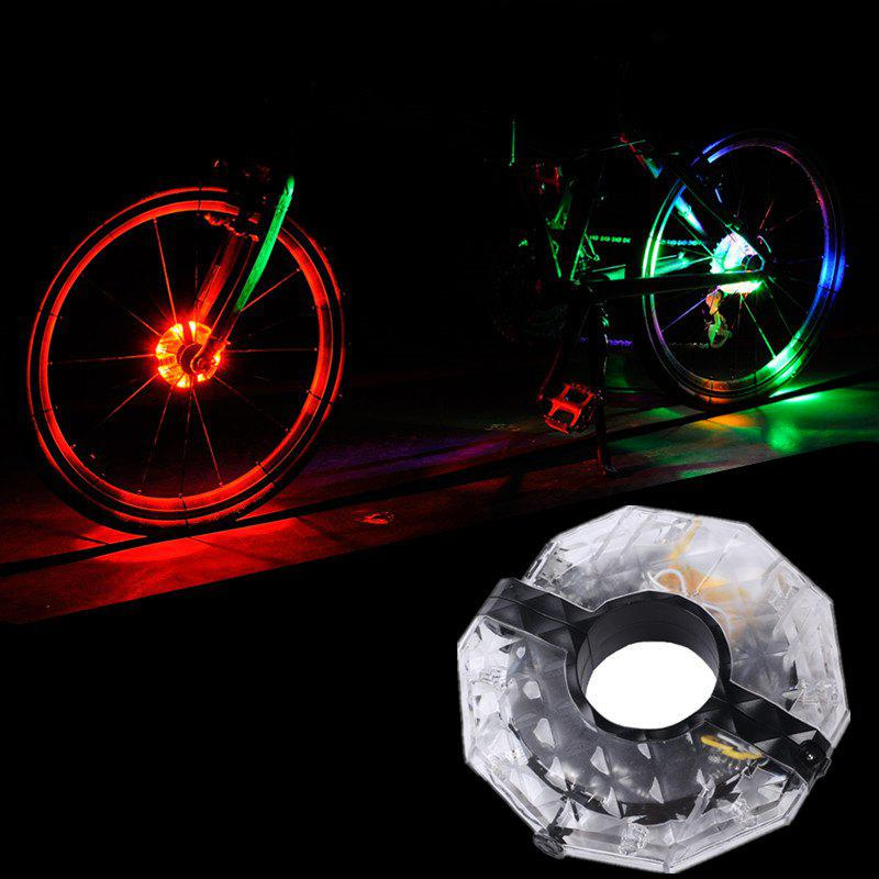 2018 LEADBIKE Bicycle Cycling Hubs Lights Bike LED Spoke ...