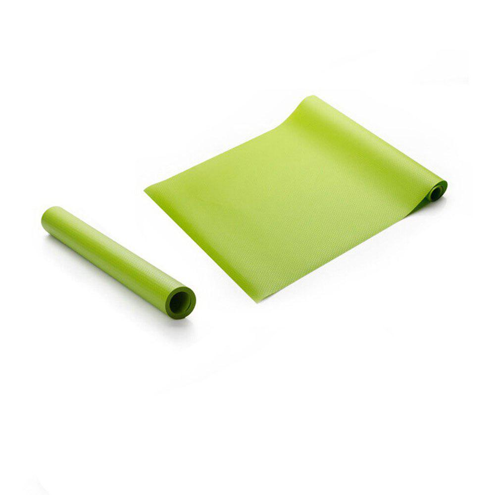 1Pc Cutting Damp Proof Anti Oil Cabinet Pad - GREEN 45X150CM