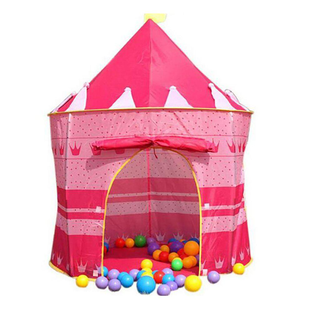 Cute Bunker Tent House for Baby - PINK