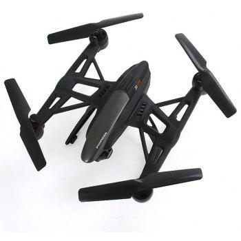 JXD 509W 5.8G FPV WiFi RC Quadcopter with Optional Camera  RTF 2.4GHz Headless Mode Real Time Video - BLACK